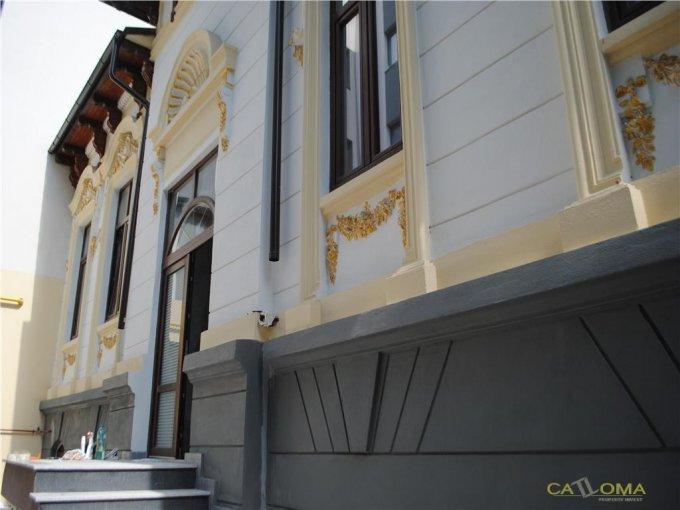 vanzare Birou Bucuresti Dorobanti cu 5 camere, 2 grupuri sanitare, avand suprafata de 140 mp. Pret: 410.000 euro. agentie imobiliara vand Birou.