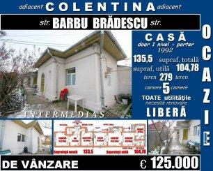 Bucuresti, zona Colentina, casa cu 5 camere de vanzare de la agentie imobiliara