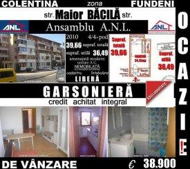 Bucuresti, zona Colentina, garsoniera de vanzare