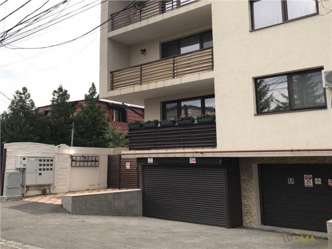 Garsoniera de vanzare direct de la agentie imobiliara, in Bucuresti, zona Bucurestii Noi, cu 41.000 euro. 1 grup sanitar, suprafata utila 34 mp.