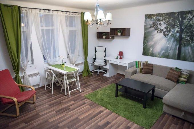 inchiriere Garsoniera Bucuresti, cu 1 grup sanitar, suprafata utila 36 mp. Pret: 330 euro. Incalzire: Centrala proprie a locuintei.