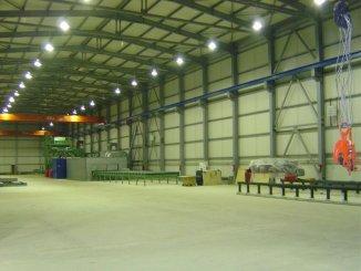 vanzare Spatiu industrial 3100 mp cu 1 incapere, 3 grupuri sanitare, zona Centura Est, orasul Bucuresti