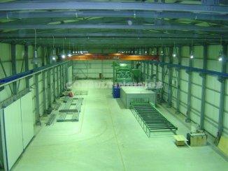 Spatiu industrial de vanzare cu 1 incapere, 20000 metri patrati utili, in Centura Est  Bucuresti