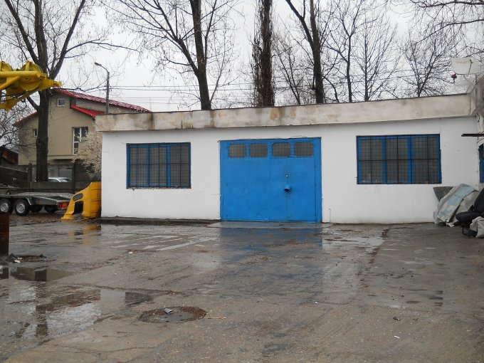 Spatiu industrial de vanzare, 38616 metri patrati utili, in  Bucuresti