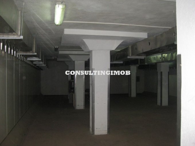 Spatiu industrial de inchiriat , 720 metri patrati utili, in Pantelimon  Bucuresti