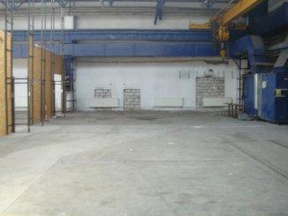 inchiriere Spatiu industrial 3600 mp cu 2 incaperi, 2 grupuri sanitare, zona Basarabia, orasul Bucuresti