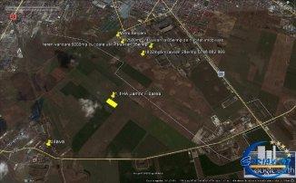 vanzare 11000 metri patrati teren agricol extravilan, orasul Bucuresti