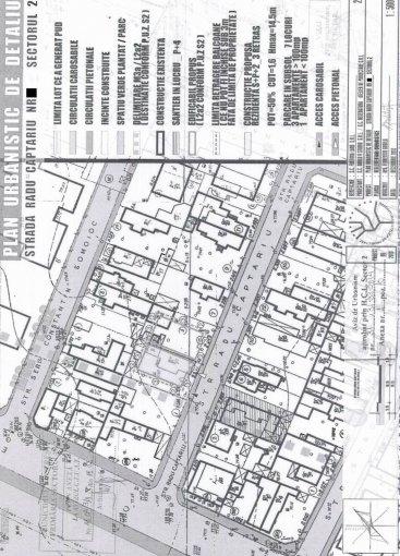Floreasca Teren intravilan vanzare 300 mp, deschidere 13.5 metri. Pret: 372.000 euro. agentie imobiliara vand teren intravilan Destinatie: Rezidenta.