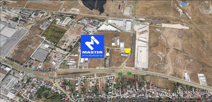 de vanzare teren intravilan cu suprafata de 1700 mp si deschidere de 43 metri. In orasul Bucuresti, zona Theodor Pallady. Utilitati: Gaze, Curent electric 220V, Curent electric 380V, Apa, Canalizare.