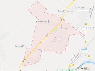 Bucuresti Rudeni, teren intravilan de vanzare de la agentie imobiliara