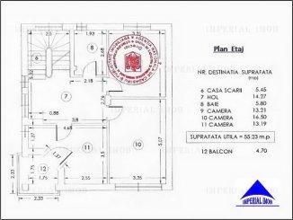 agentie imobiliara inchiriez Vila cu 1 etaj, 7 camere, zona Lacul Tei, orasul Bucuresti