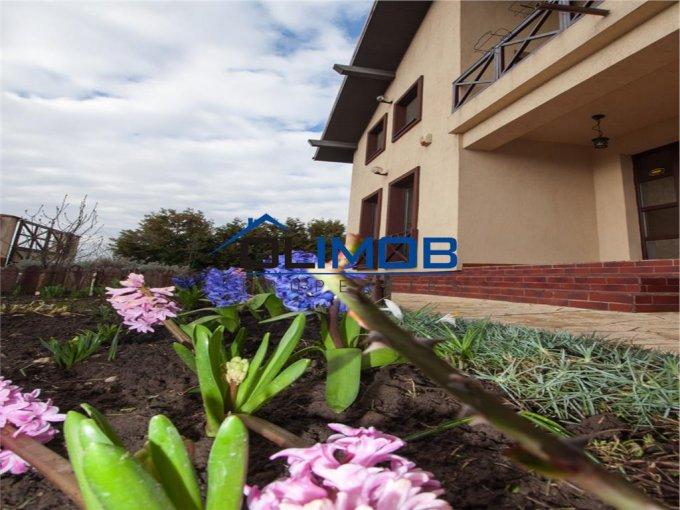 Vila cu 7 camere, 1 etaj, cu suprafata utila de 280 mp, 4 grupuri sanitare. 1.800 euro. Vila Iancu Nicolae Bucuresti