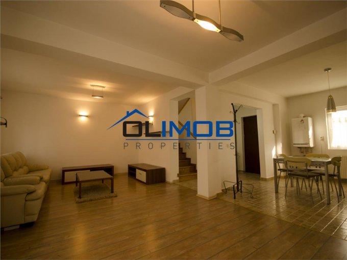 Vila cu 3 camere, 1 etaj, cu suprafata utila de 100 mp, 2 grupuri sanitare. 130.000 euro. Vila Pipera Bucuresti