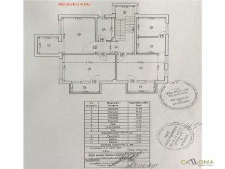 Vila de vanzare cu 1 etaj si 4 camere, in zona 23 August, Otopeni Bucuresti