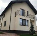 vanzare vila de la agentie imobiliara, cu 1 etaj, 4 camere, comuna Tunari