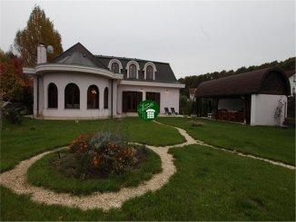 vanzare vila cu 1 etaj, 8 camere, comuna Corbeanca, suprafata utila 300 mp