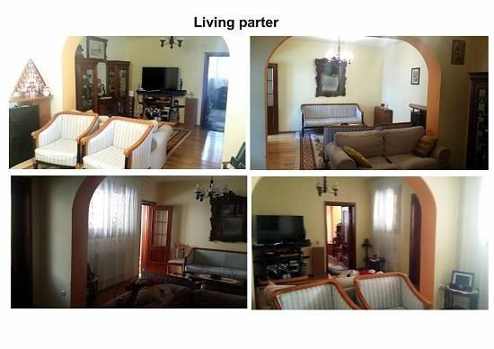 Vila de vanzare direct de la proprietar, in Bucuresti, zona Floreasca, cu 280.000 euro. 3 grupuri sanitare, suprafata utila 238 mp. Are 2 etaje si 8 camere.
