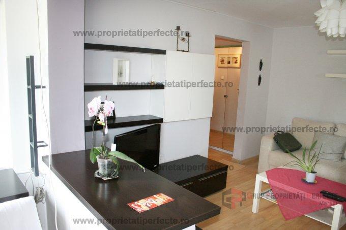 inchiriere apartament semidecomandat, zona Tomis Nord, orasul Constanta, suprafata utila 40 mp