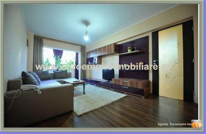 Apartament inchiriere Constanta 2 camere, suprafata utila 60 mp, 1 grup sanitar. 350 euro. Etajul 2 / 4. Apartament Tomis 3 Constanta