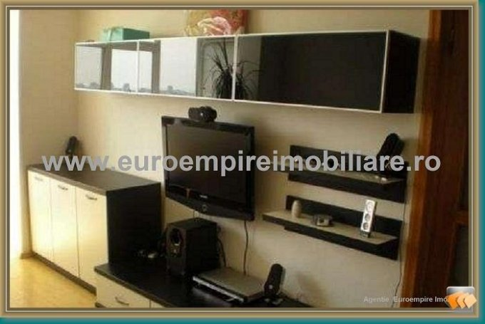 Apartament de inchiriat in Constanta cu 2 camere, cu 1 grup sanitar, suprafata utila 50 mp. Pret: 220 euro.