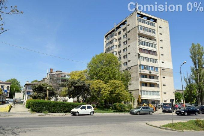 Apartament vanzare Constanta 2 camere, suprafata utila 44.81 mp, 1 grup sanitar, 1  balcon. 49.000 euro. Etajul 4 / 10. Destinatie: Rezidenta. Apartament Centru Constanta