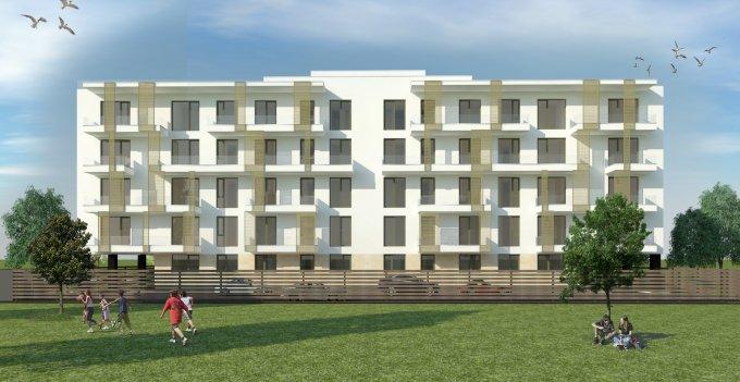 vanzare Apartament Mamaia Nord cu 2 camere, cu 1 grup sanitar, suprafata utila 40 mp. Pret: 46.350 euro.