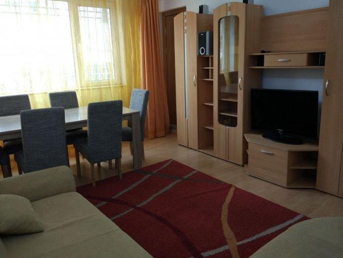 Apartament inchiriere Tomis 1 cu 2 camere, la Parter / 9, 1 grup sanitar, cu suprafata de 49 mp. Constanta, zona Tomis 1. Mobilat modern.