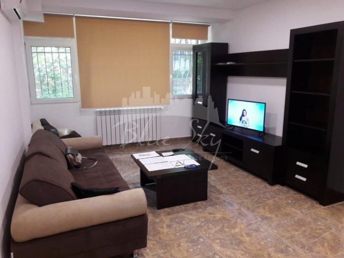 Apartament inchiriere Constanta 2 camere, suprafata utila 57 mp, 1 grup sanitar. 350 euro negociabil. La Parter. Apartament Tomis 1 Constanta