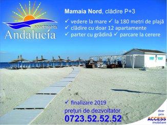 Constanta, zona Mamaia Nord, apartament cu 2 camere de vanzare