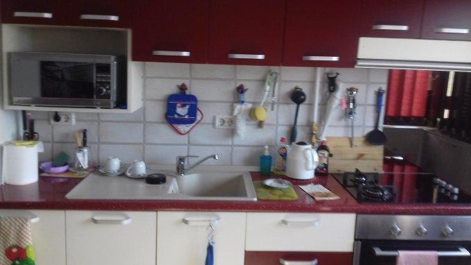 Apartament de inchiriat in Constanta cu 2 camere, cu 1 grup sanitar, suprafata utila 45 mp. Pret: 430 euro negociabil. Usa intrare: Metal. Usi interioare: Lemn. Mobilat lux.