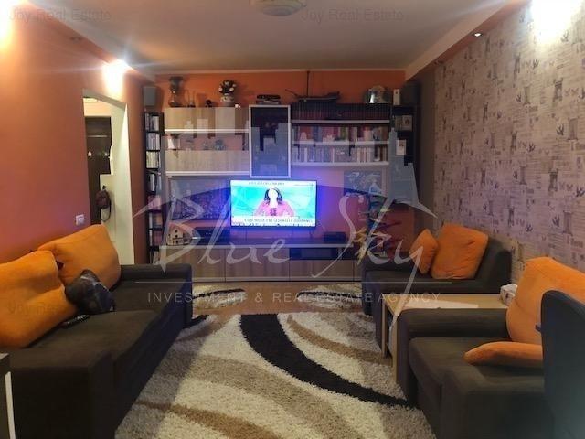 Apartament de vanzare direct de la agentie imobiliara, in Constanta, in zona Tomis Nord, cu 65.500 euro negociabil. 1 grup sanitar, suprafata utila 55 mp.