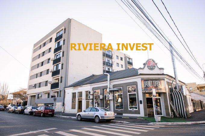 Apartament de vanzare direct de la agentie imobiliara, in Constanta, in zona Casa de Cultura, cu 85.000 euro. 1  balcon, 1 grup sanitar, suprafata utila 53 mp.