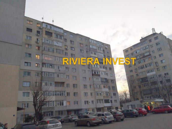 Apartament vanzare Constanta 2 camere, suprafata utila 54 mp, 1 grup sanitar, 1  balcon. 54.900 euro negociabil. Etajul 7 / 10. Destinatie: Rezidenta. Apartament CET Constanta