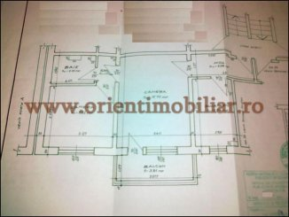 vanzare duplex cu 2 camere, semidecomandat, in zona Tomis Nord, orasul Constanta