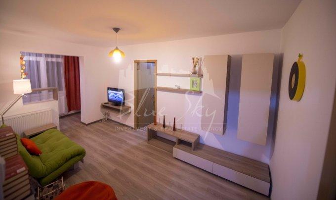 Apartament de inchiriat in Constanta cu 2 camere, cu 1 grup sanitar, suprafata utila 56 mp. Pret: 320 euro negociabil.
