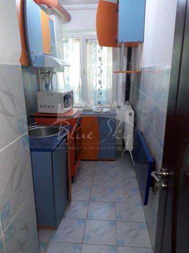 Apartament vanzare Constanta 2 camere, suprafata utila 45 mp, 1 grup sanitar. 43.500 euro negociabil. La Parter. Apartament Constanta