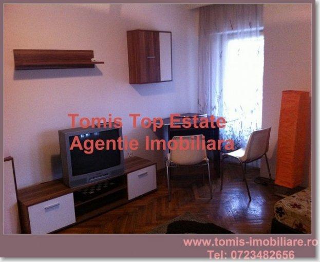 inchiriere apartament decomandat, zona Tomis 2, orasul Constanta, suprafata utila 60 mp