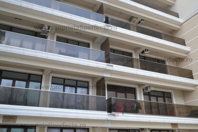 Apartament inchiriere Constanta 2 camere, suprafata utila 65 mp, 1 grup sanitar. 550 euro negociabil. Etajul 6. Apartament Statiunea Mamaia Constanta