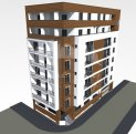 Constanta, zona Delfinariu, apartament cu 2 camere de vanzare