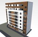 vanzare apartament decomandat, zona Delfinariu, orasul Constanta, suprafata utila 6353 mp