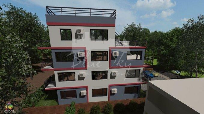 Apartament vanzare Constanta 2 camere, suprafata utila 49 mp, 1 grup sanitar. 49.000 euro negociabil. La Parter. Apartament Mamaia Nord Constanta