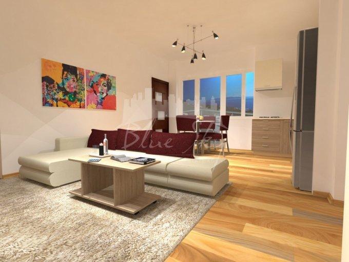 Apartament de vanzare in Constanta cu 2 camere, cu 1 grup sanitar, suprafata utila 595 mp. Pret: 46.500 euro negociabil.