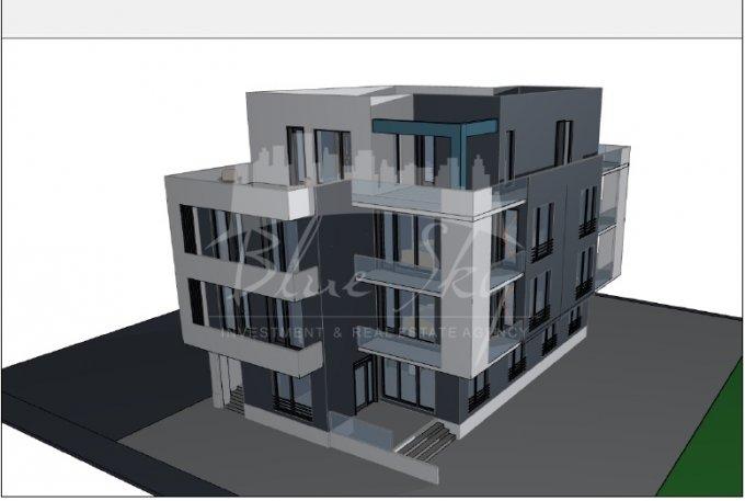 Apartament de vanzare in Constanta cu 2 camere, cu 1 grup sanitar, suprafata utila 5364 mp. Pret: 48.276 euro.