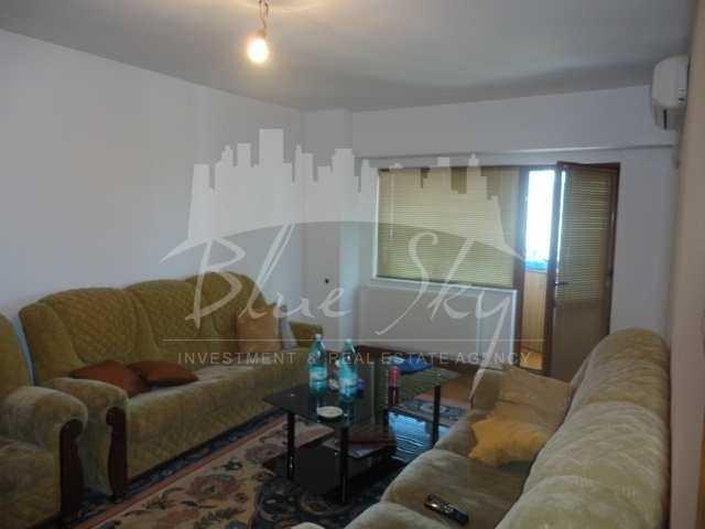 Apartament vanzare Gara cu 2 camere, etajul 7, 1 grup sanitar, cu suprafata de 65 mp. Constanta, zona Gara.