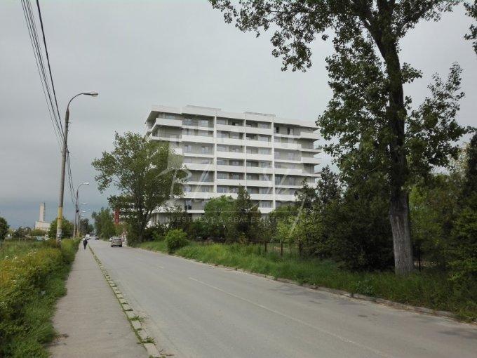Apartament vanzare Campus cu 2 camere, etajul 4, 1 grup sanitar, cu suprafata de 60 mp. Constanta, zona Campus.