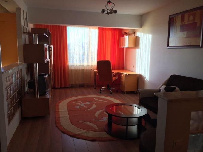 Apartament de inchiriat in Constanta cu 2 camere, cu 1 grup sanitar, suprafata utila 63 mp. Pret: 300 euro. Usa intrare: Metal. Mobilat modern.