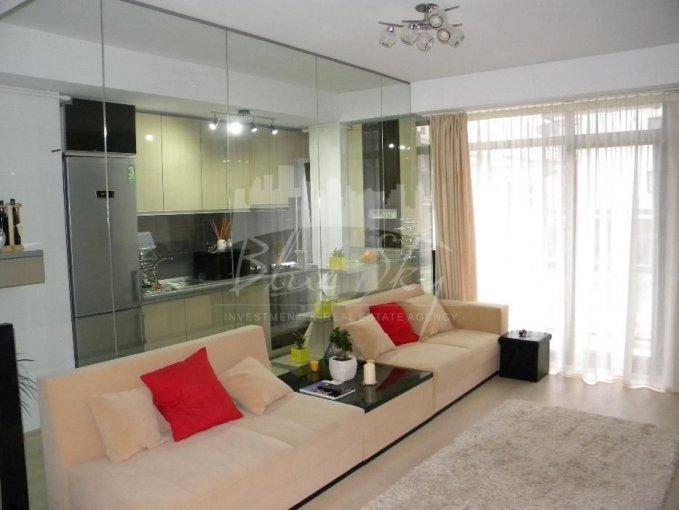 Apartament inchiriere Constanta 2 camere, suprafata utila 70 mp, 1 grup sanitar. 450 euro negociabil. Etajul 1. Apartament Tomis Plus Constanta