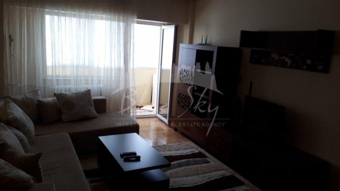 Apartament inchiriere Constanta 2 camere, suprafata utila 70 mp, 1 grup sanitar. 350 euro negociabil. Etajul 6. Apartament ICIL Constanta