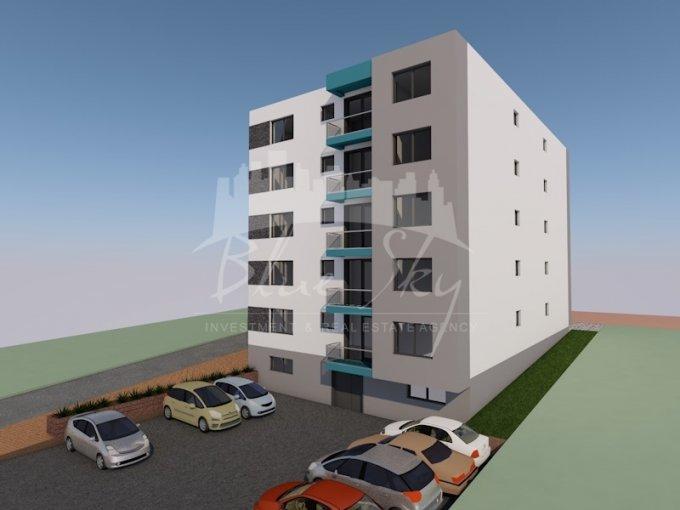 Apartament vanzare Constanta 2 camere, suprafata utila 70 mp, 1 grup sanitar. 55.000 euro. Etajul 1. Apartament Sat Vacanta Constanta