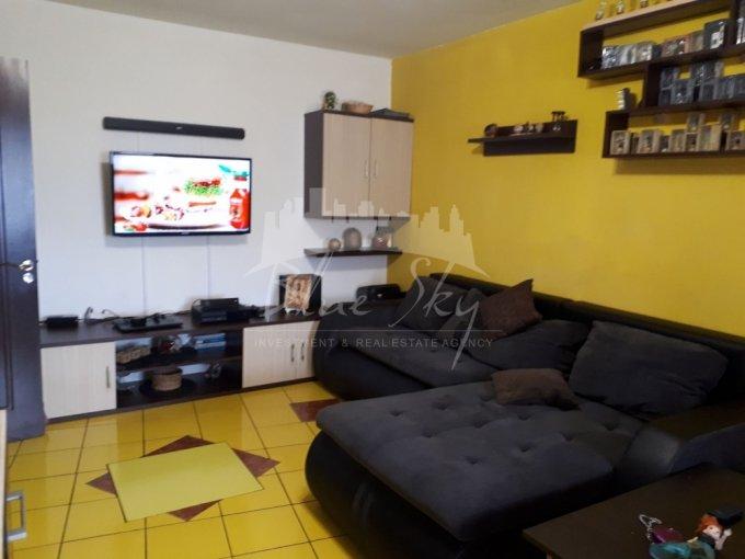 Apartament de vanzare direct de la agentie imobiliara, in Constanta, in zona Tomis 3, cu 59.000 euro negociabil. 1 grup sanitar, suprafata utila 60 mp.